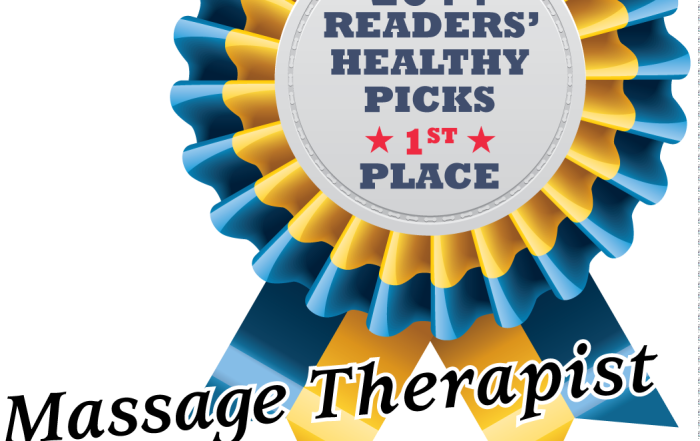 Grants Pass Massage in Motion 2014 Southern Oregon Healthy Living Massage Therapist of the Year