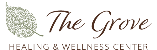 The Grove Healing & Wellness Center Retina Logo